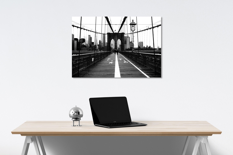 Brooklyn Bridge Canvas on wall